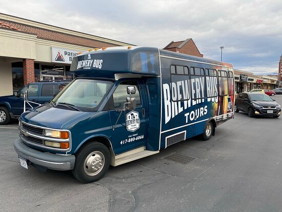 417 Brewery Bus Tours