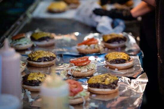 Opening Wawburger Rotterdam Zuidplein Hoog