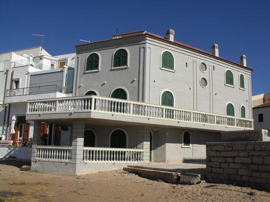 La casa del commissario Montalbano a Punta Secca