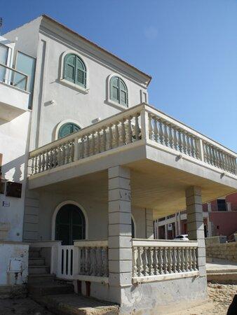 Il balcone e la veranda