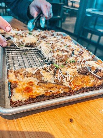 The Quinn Pizza