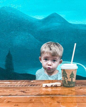 Trenton, FL: kids smoothie