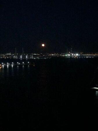 素晴らしき夜景!ベイビュー
