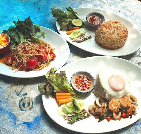 Thai Fusion options
