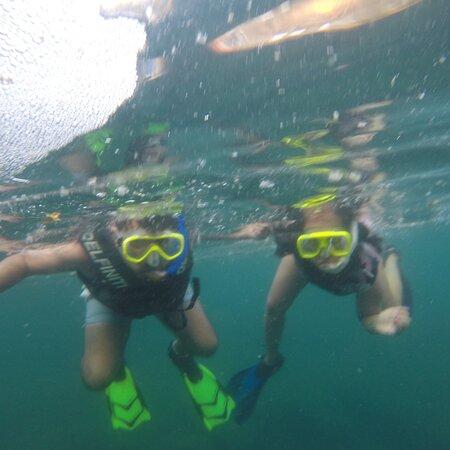 Snorkel en Ixtapa Zihuatanejo