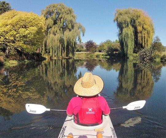 Christchurch Sea Kayaking