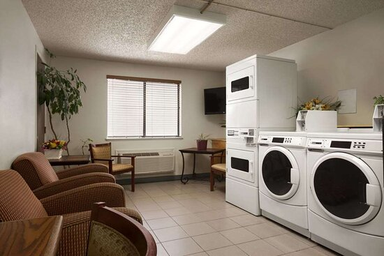 Conrad, MT: Laundry