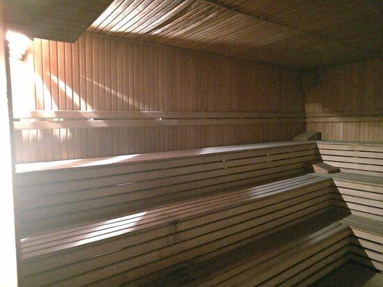 Sauna hôtel balikcilar Konya Turquie