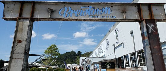 Brewtown Entrance