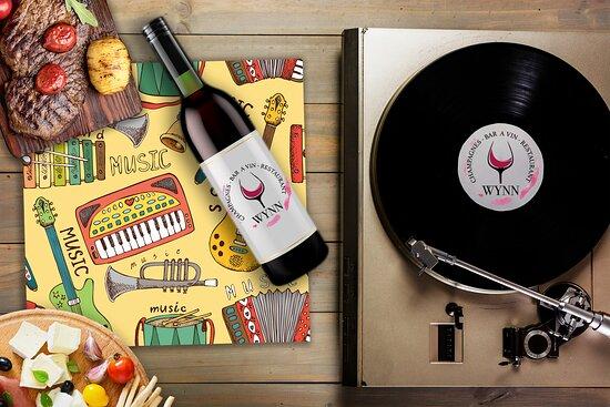 Le Wynn, Good Wine, Good Music, Good Food & Good Vibes. What else ?  Ouvert à partir de 15h. Sous réservation : 0661472501 Le Wynn, c'est la famille.
