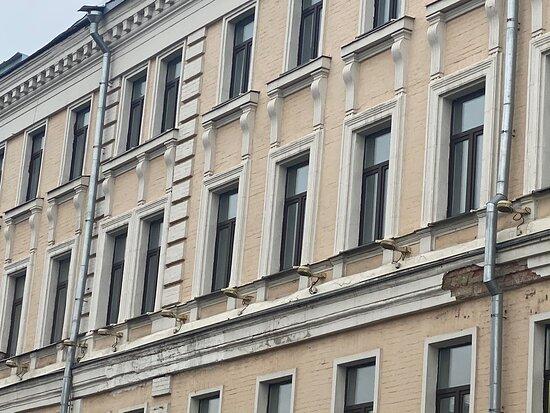 Revenue  House of  P. A. Khvoshhinskiy