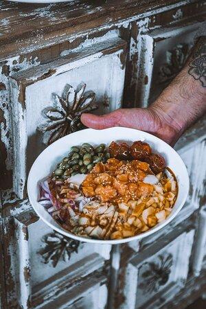 Comer sano y rico es algo que manejamos muy bien.