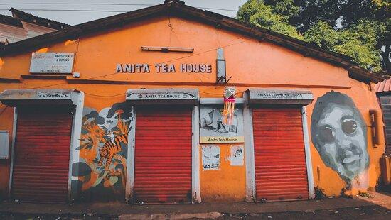 A local tea stall