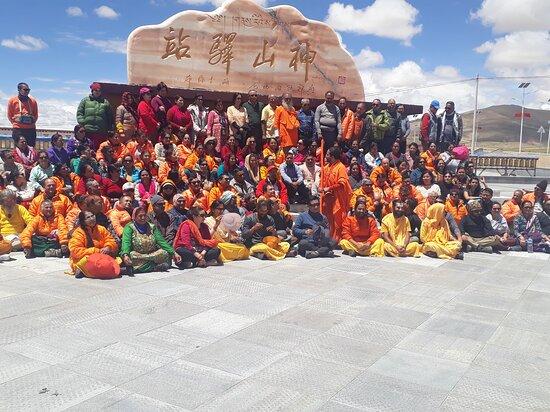 Tibet, Chine : Kailash Mansarovar Yatra....
