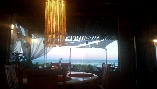Praia Grande, ES: Ambientação interna