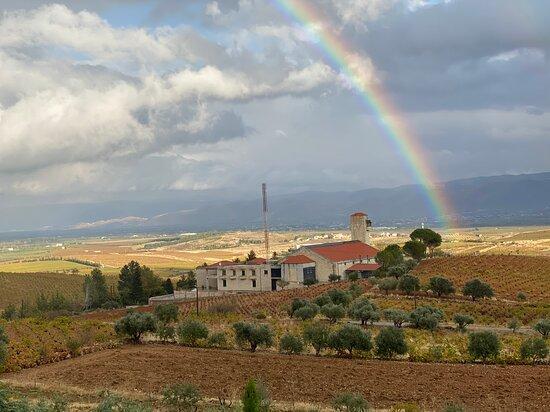 Kafraiya, Libanon: From the side