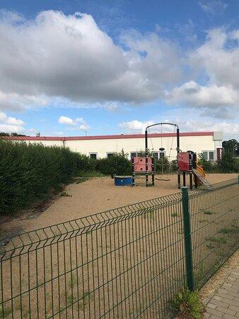 Spielplatz Rasthof Stolpe - detské ihrisko - Playground