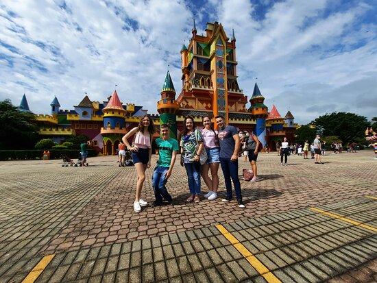 Beto Carrero World - Passaport 01 Day: Antes de entrar no parque!