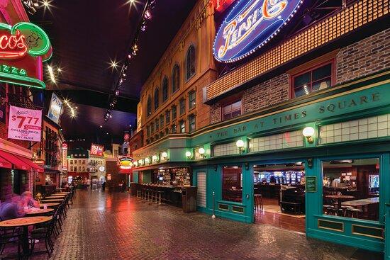 Bar at Times Square