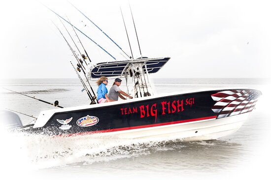 St. George Island, فلوريدا: If you're searching for an unforgettable Apalachicola offshore fishing adventure during your visit to the Forgotten Coast, look no further than Big Fish SGI.