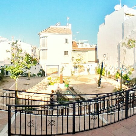 Plaza Antonio Gala