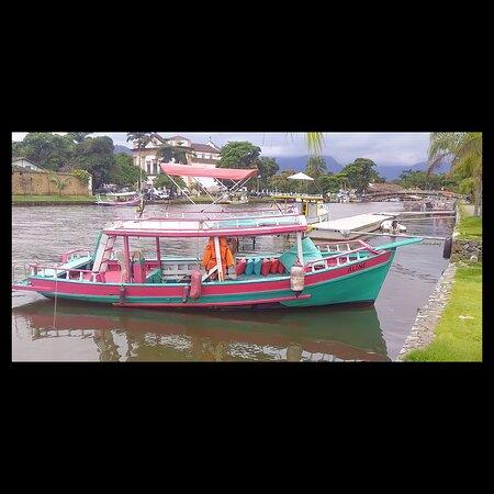 Barco Aline Paraty