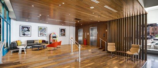 Hotel Indigo relaxing lounge WMC FM influence IHG Clean Promise