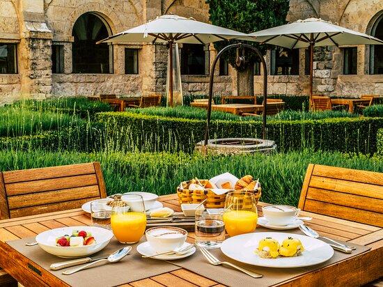 Breakfast At Cloister Restaurant
