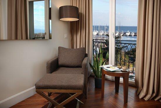 39 Kalamış Marina Hotel&Restaurant   -Marina Deluxe Room(Marina Manzaralı)