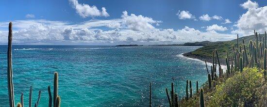 Le Marin, Martinique: Cap Macré coastline