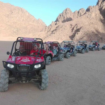 Sharm El Sheikh, Egypt: Enjoy your time when you are in sharm and don't loss the time with any things you don't no...try to do buggy on the desert 😀😀😀