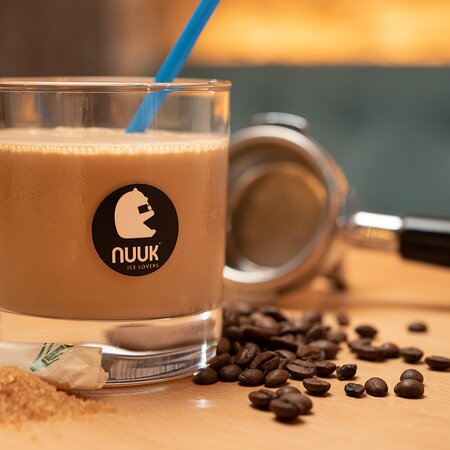 Granizada de café