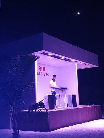 Hotel Riu Palace Maldivas, one of the Entertainment nights