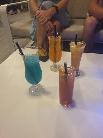 Hotel Riu Palace Maldivas, amazing coctails 😍