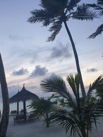 Hotel Riu Palace Maldivas,  view from my room 😍