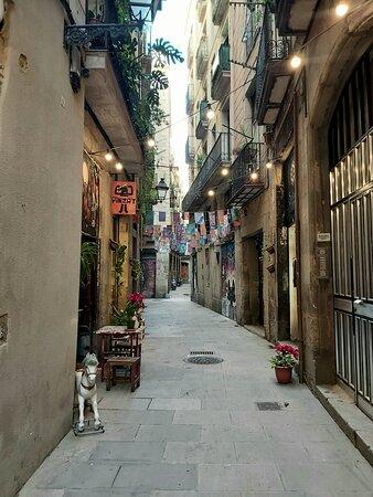 Barcelona, Spain: el born