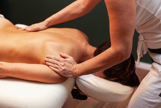 Saint-Raphael, France: Massages variés relaxants, de détente musculaire...