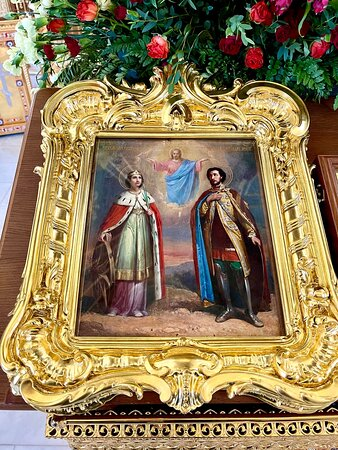 Св.Мч.Екатерина моли Бога о нас 🙏🏻🕯❤️☦️