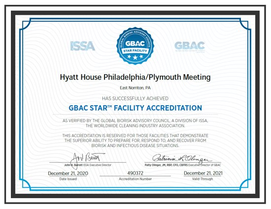 This new standard of cleanliness was launched by the Global Biorisk Advisory Council® (GBAC) in response to the ongoing COVID-19 situation. To achieve this accreditation, facilities must demonstrate compliance with the program's 20 elements, which encompass a wide range of prevention, response, and recovery measures.