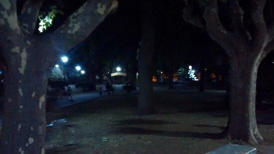 Plaza De La Autonomìa: Localidad de Lezama, Provincia de Bs.As.- Argentina 2020.