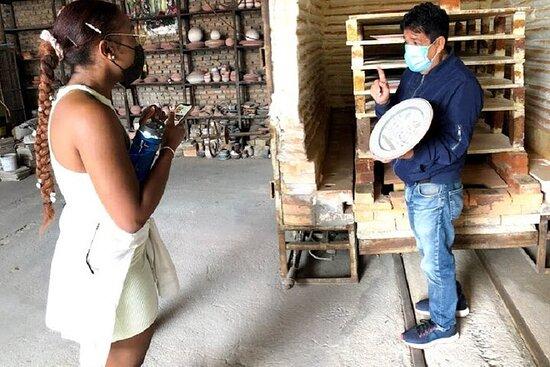 Omvisning på Tlaquepaque og Tonala