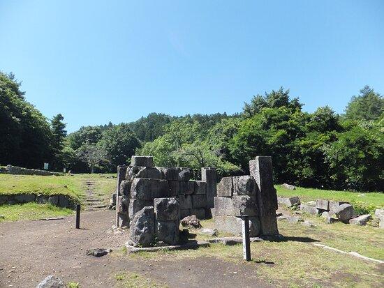 Hashino Iron Mining and Smelting Site