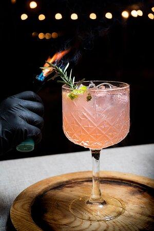 Nuestros cocktails de la casa!