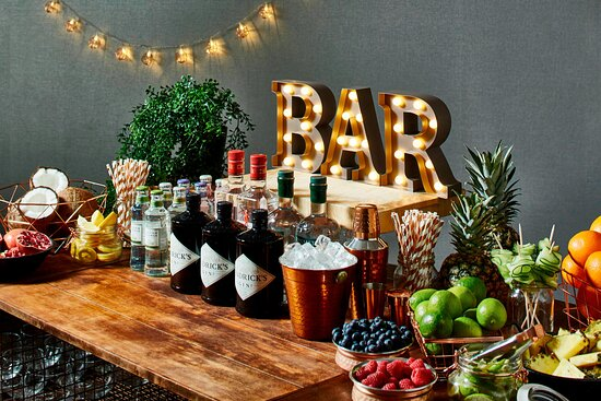 Catering - Gin Bar