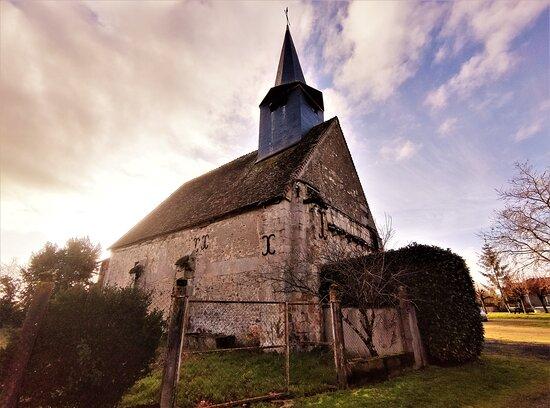 Eglise Paroissiale Notre-dame À Tilly