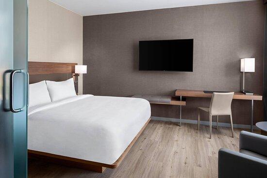 Two-Bedroom Suite - King Bedroom