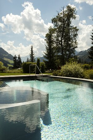 Gstaad Palace Jacuzzi