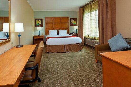 Santa Clara Hotels king Studio Suite with Sofa Sleeper