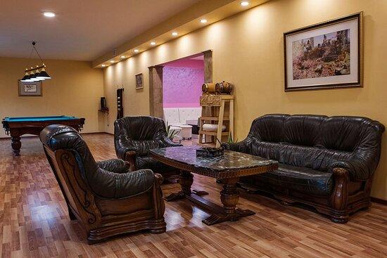 lounge zone ( Billiard )