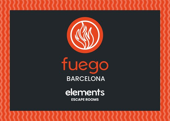 Elements Escape Room - Fuego (Conundroom)